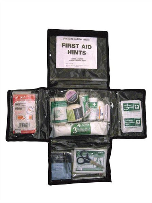 Livesaver No3 First Aid Kit (Advanced) BCB-CS115