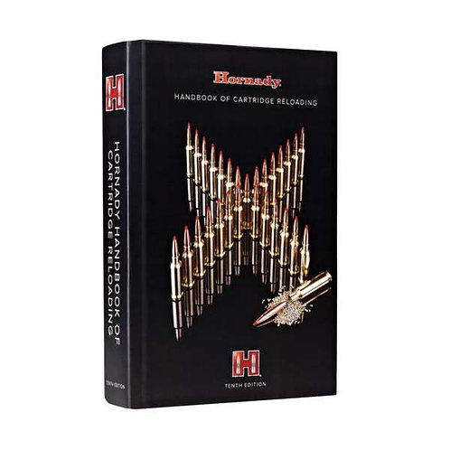 Hornady 10th Edition Manual of Reloading 99240