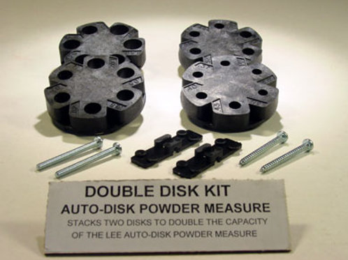 Lee Double Disk Kit 90195