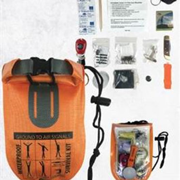 Waterproof Survival Kit (Pouch) BCB-CK050