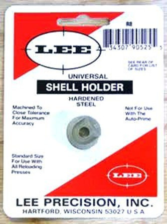 Lee Precision R8 Shell Holder Caliber 45-70, 33 Win, 348 Win, 40/65 90525