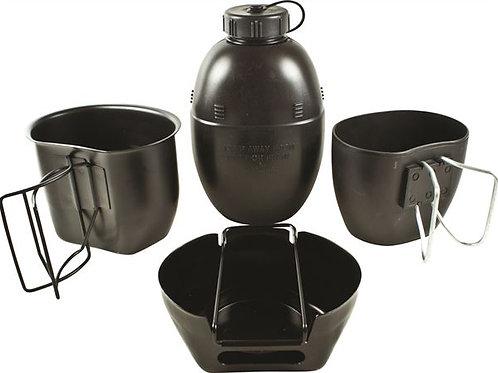 MK1 - 4 Part Crusader Cooking Unit (Silver) Standard BCB-CN010S