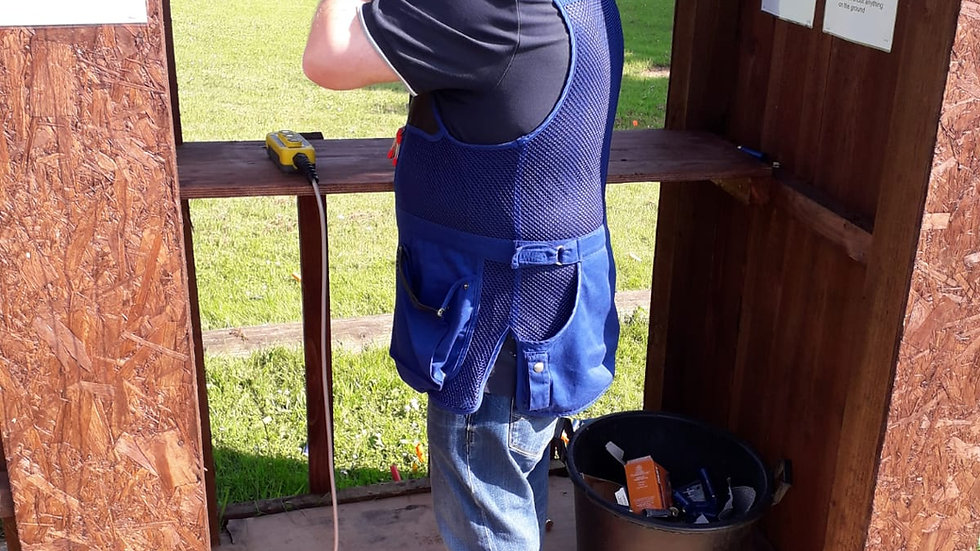 Clay Pigeon Shooting Experience - No license required
