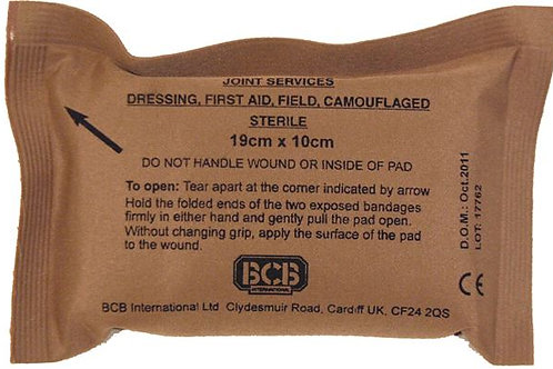 Field Dressing (Large) BCB-PF116A