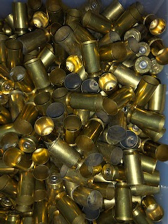 45 ACP (100) Once Fired Brass
