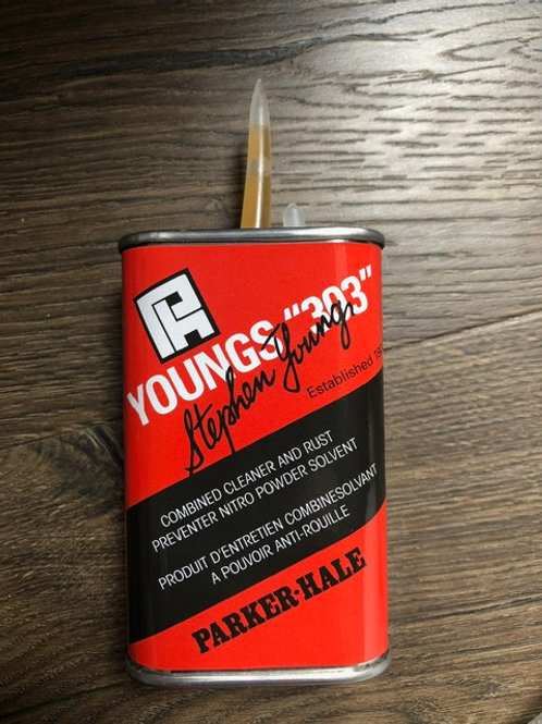 Youngs 303 / Parker Hale (Oil) 125ml Drop Tin