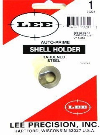 Lee precision PRIMING TOOL SHELL HOLDER #1 Cal 38/357 Product 90201