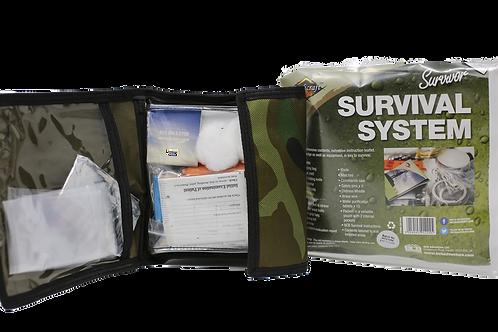 Survival System (Pouch) BCB-CK1224
