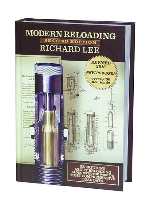 Lee Modern Reloading -2nd Edition (Updated) 90277