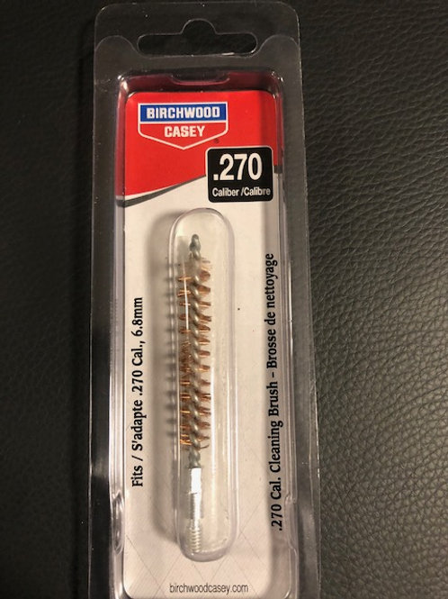 Birchwood Casey 270 Cal Bronze Bore Brush 41245