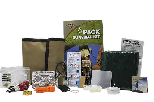 GO PACK Survival Pack BCB-CK014