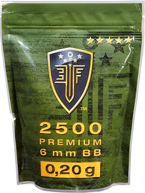 Umarex Elite force - 2500 0.20g 6mm BB's