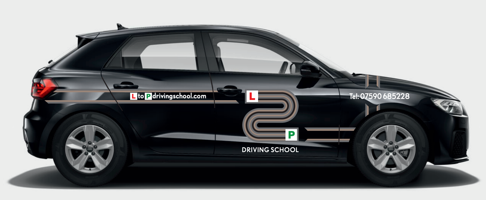 L to P Driving School covering Headley and Grayshott