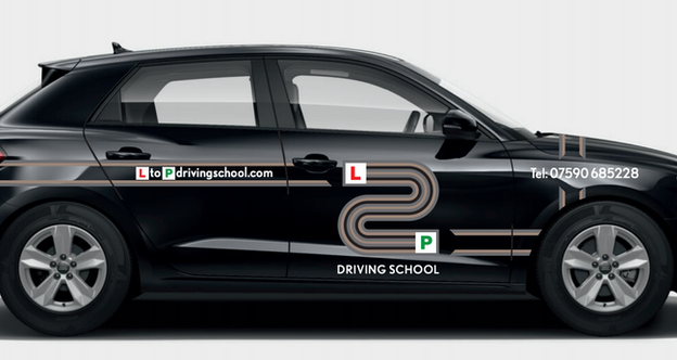 L to P Driving school - driving lessons in Godalming and Farncombe