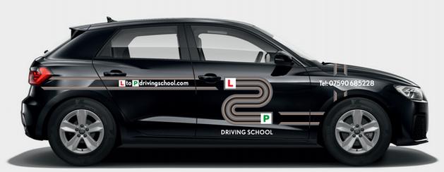 L to P Driving School Elstead