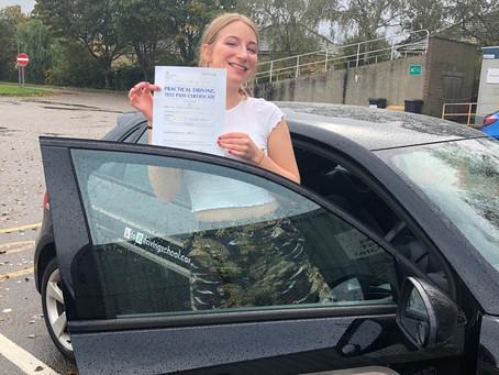 Congrats Phoebe!