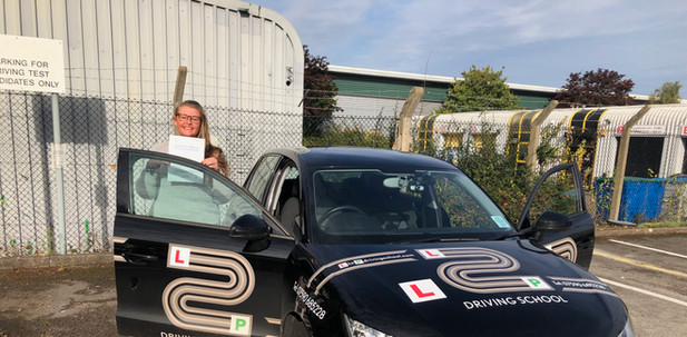 First time pass for Jess