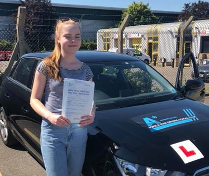 Guildford Driving School first time pass