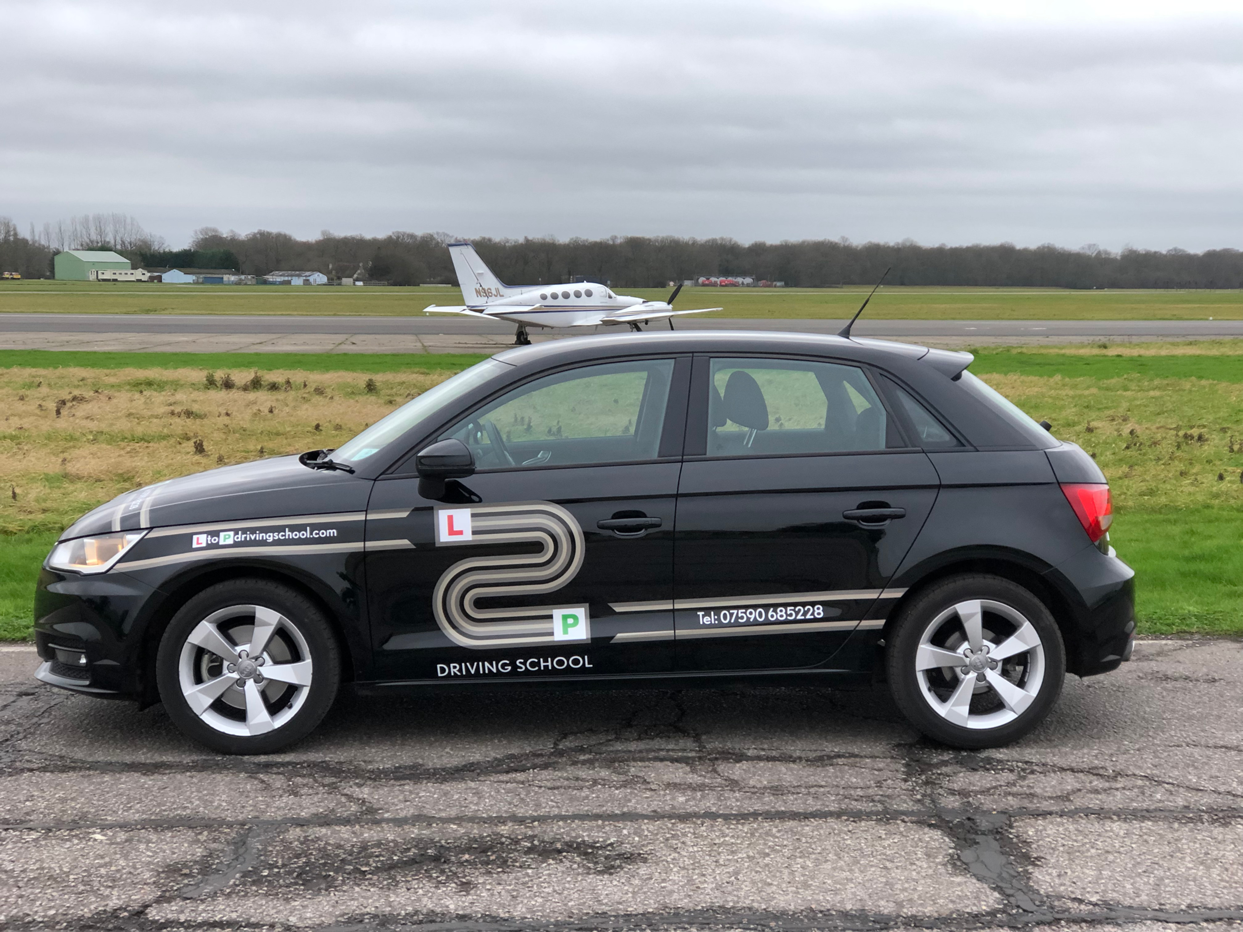 Copy of Dunsfold Driving Experience 14 years +