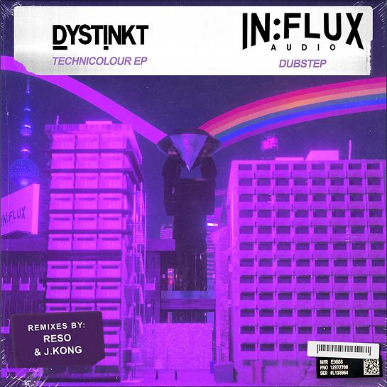 INFLUX 067 Technicolour EP.png