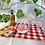 Thumbnail: Cake in a Wine Glass Earrings & Necklace Set