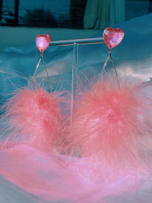 Marilyn Magic dangle earrings