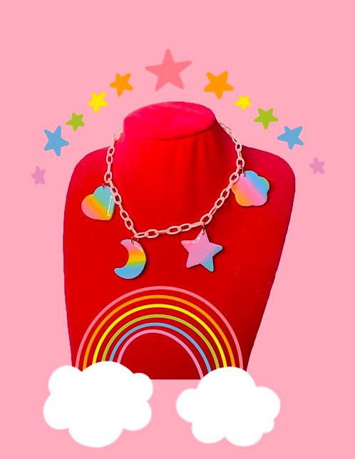 The ROYGBIV Necklace