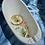 Thumbnail: Floral Bathtub Trinket Dish