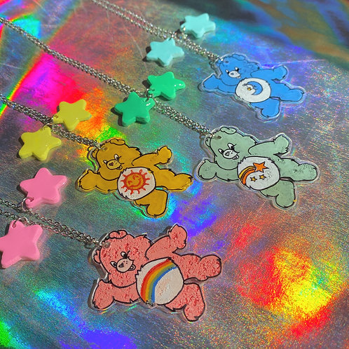 Carebear Stare Necklace