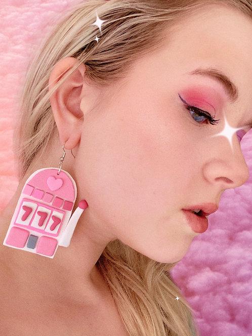 Angel Number Lotto Earrings - Custom Slots