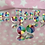Thumbnail: Rainbow Pinwheel Studs