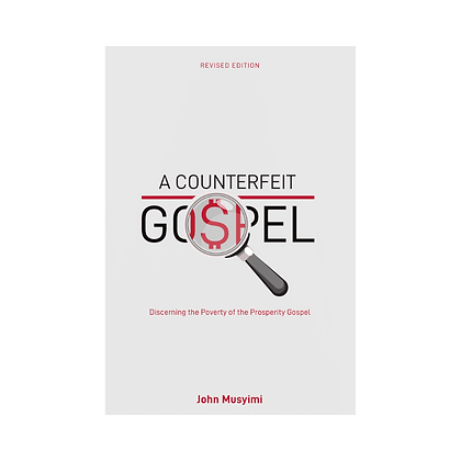 A Counterfeit Gospel