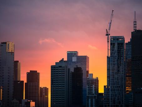 Tendências de tecnologia e indústria de construção para observar em 2019.