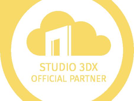 Parceiro oficial da STUDIO 3DX