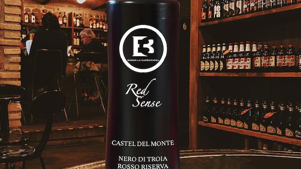 "Wine ""Sense"" Collection - Red Sense"