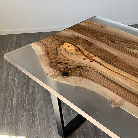 furninture titled SOLD-Dining Table Commission by artist benjamin mclaughlin.