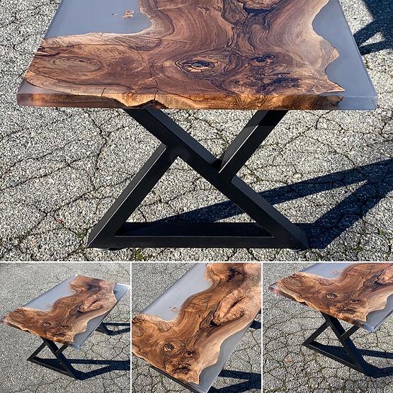 furninture titled Sunshine Coast Coffee Table by artist benjamin mclaughlin.