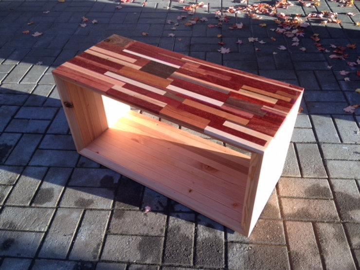furninture titled SOLD-Coffee Table by artist benjamin mclaughlin.