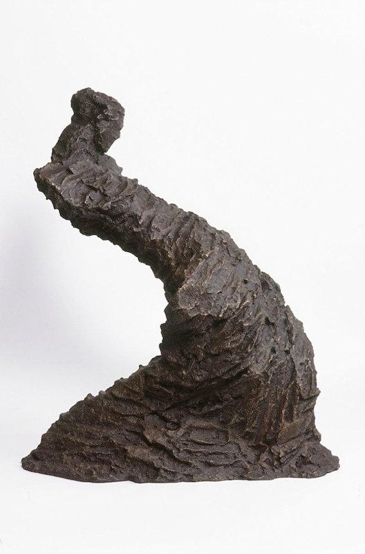 bronze sculpture titled Dancer #1 by artist camie geary-martin.