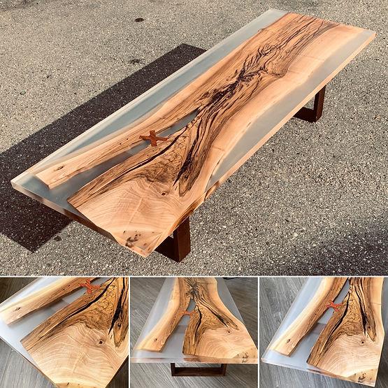 furninture titled SOLD-Desk Commission-1 by artist benjamin mclaughlin.