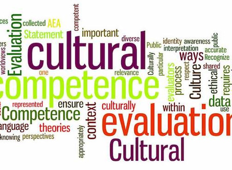 Need to be culturally competent