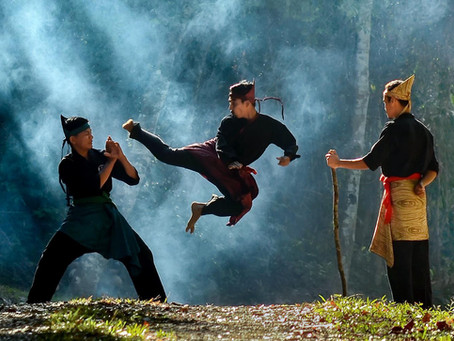 Insight into the Malay world:  Silat,  strategy,  tactical human combat, weaponry and philosophy