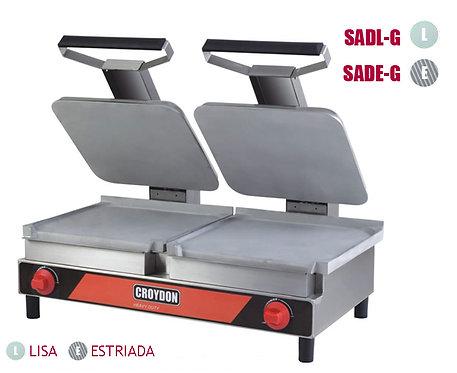 Sanduicheira Gás Dupla SADL-GSADE-G