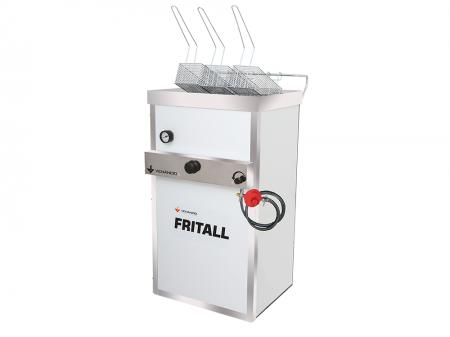 Fritador Gás Água e Óleo FAOAP30