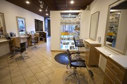 Brentwood Square Salon left side