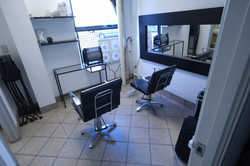 Brentwood Square Salon Vantilated Keratin Treatment private room