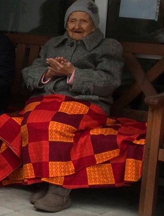 «Осень жизни» - день музыки в пансионате для пожилых людей «Пурхма»