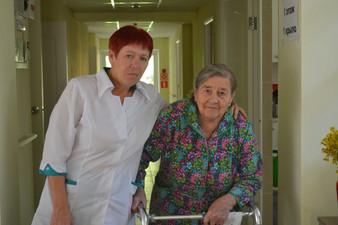 Реабилитация для пожилых людей в пансионате «Пурхма»