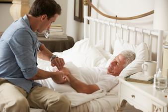 Особенности ухода за лежачими больными на дому