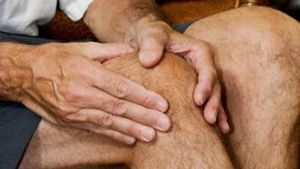 Проблемы с суставами в пожилом возрасте